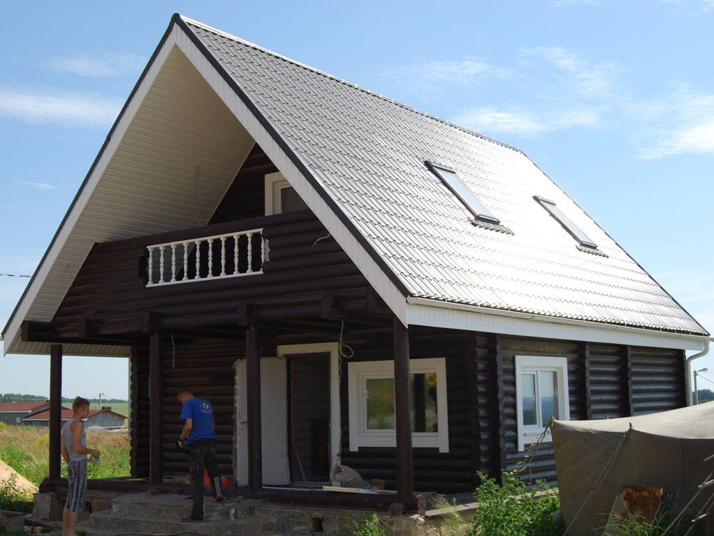 Строительство дома под ключ в Великом Новгороде недорого