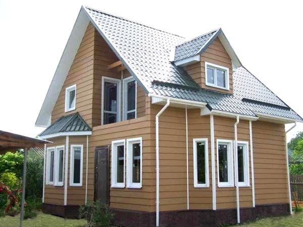 Каркасные дома под ключ дома под ключ