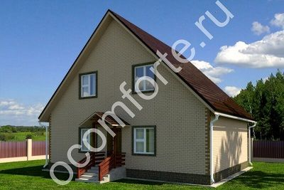 Дом с участком по цене квартиры