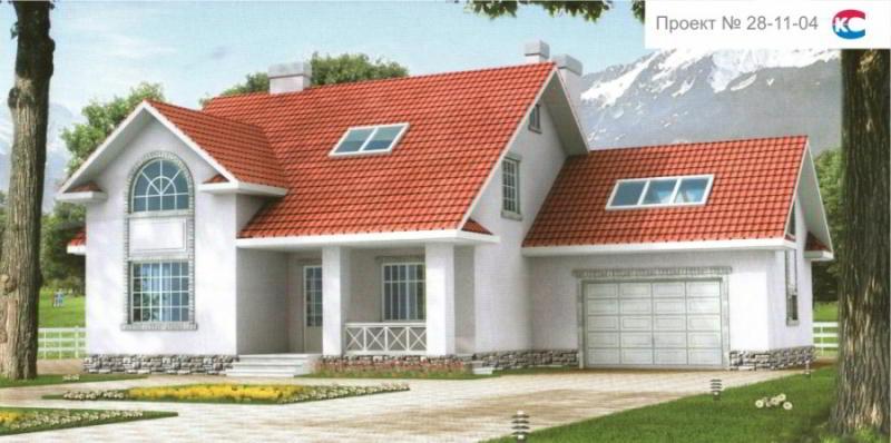 Проект дома 28-11
