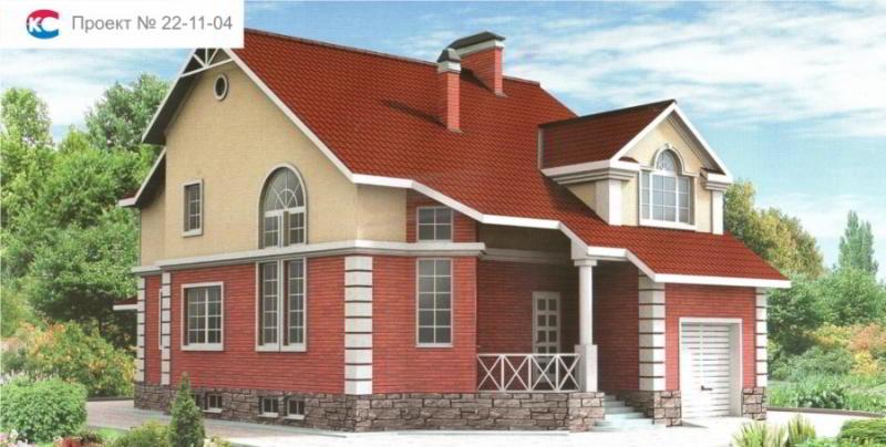 Проект дома 22-11
