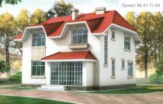Проект дома 41-11