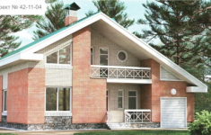 Проект дома 42-11