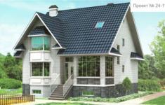 Проект дома 24-11