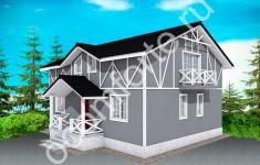 Проект дома ЛЮБЛИН