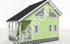 Проект дома НИВА