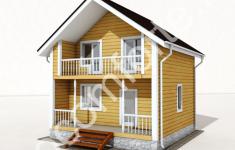 Проект дома АНАПА