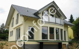 Дом с отделкой - 2 вид