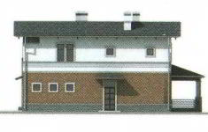 Проект 25-11 - 3 фасад