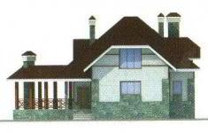 Проект 31-11 - 2 фасад