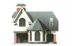 Проект дома 39-11 - 1 фасад