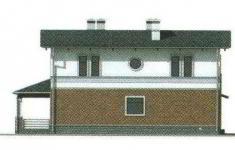 Проект 25-11 - 1 фасад