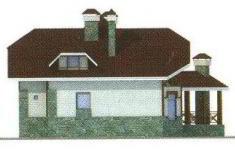 Проект 31-11 - 4 фасад