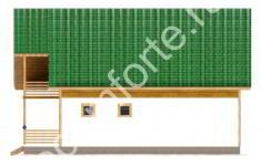Дом БАЛЧИК - 3 фасад