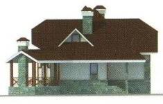 Проект 31-11 - 3 фасад