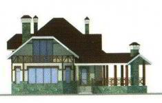 Проект 31-11 - 1 фасад