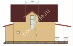 Дом БОРОВИК - 2 фасад