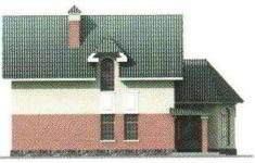Проект дома 39-11 - 1 фасад2